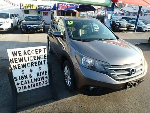 2012 Honda CR-V for sale at Cedano Auto Mall Inc in Bronx NY