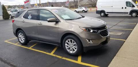 2019 Chevrolet Equinox for sale at SINDIC MOTORCARS INC in Muskego WI