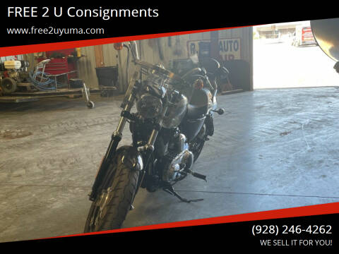 2018 Harley-Davidson Sportster for sale at FREE 2 U Consignments in Yuma AZ