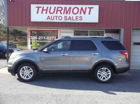 2011 Ford Explorer for sale at THURMONT AUTO SALES in Thurmont MD