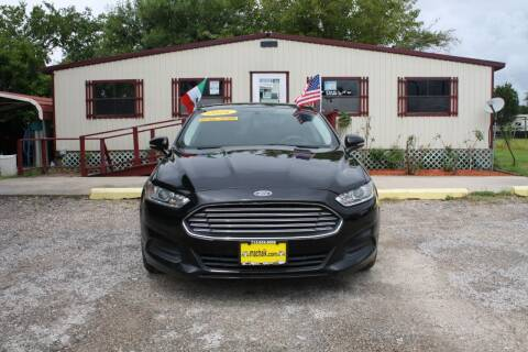 2016 Ford Fusion for sale at Fabela's Auto Sales Inc. in Dickinson TX