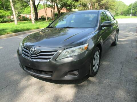2010 Toyota Camry for sale at RENNSPORT Kansas City in Kansas City MO