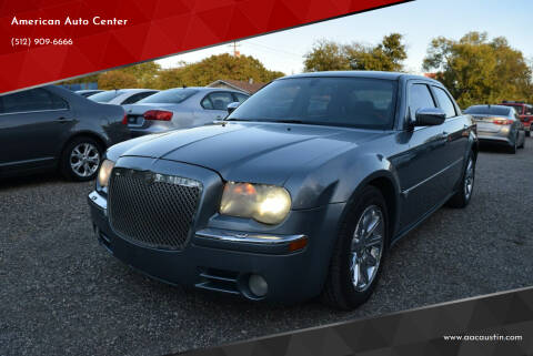 2006 Chrysler 300 for sale at American Auto Center in Austin TX