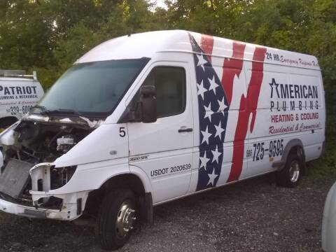 2005 Freightliner Sprinter Cargo for sale at Heartbeat Used Cars & Trucks in Clinton Twp MI