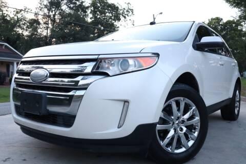 2012 Ford Edge for sale at Cobb Luxury Cars in Marietta GA
