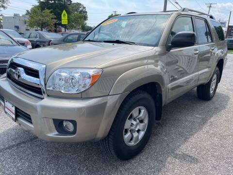 2008 Toyota 4Runner for sale at Alpina Imports in Essex MD