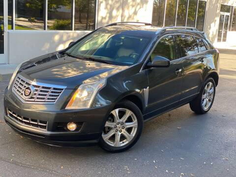 2016 Cadillac SRX for sale at ALIC MOTORS in Boise ID