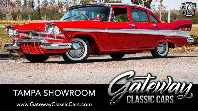 1957 Plymouth Belvedere for sale in Ruskin, FL