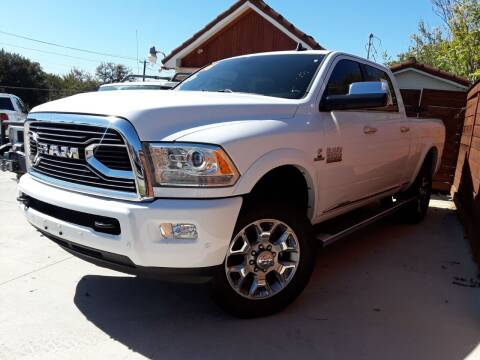2016 RAM Ram Pickup 2500 for sale at Speedway Motors TX in Fort Worth TX