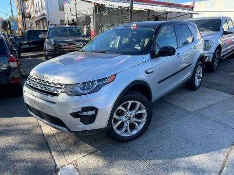 2016 Land Rover Discovery Sport for sale at Newark Auto Sports Co. in Newark NJ
