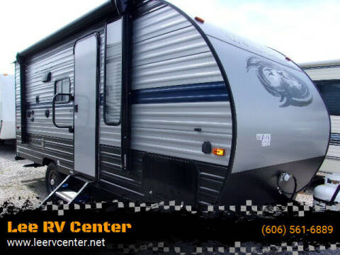 2020 Forest River WOLF PUP PF for sale at Lee RV Center in Monticello KY