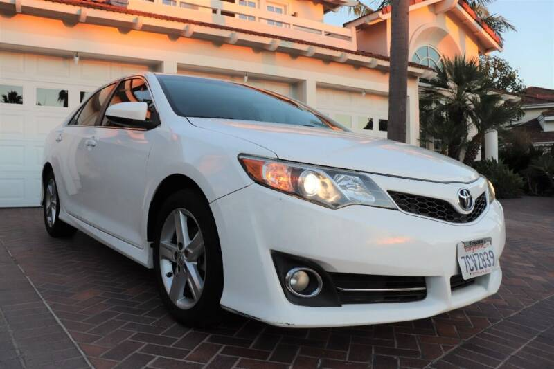 2014 Toyota Camry for sale at Newport Motor Cars llc in Costa Mesa CA