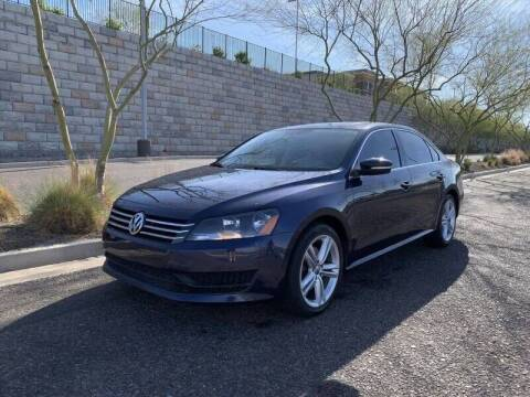2013 Volkswagen Passat for sale at MyAutoJack.com @ Auto House in Tempe AZ