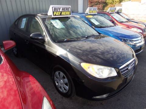 2008 Hyundai Elantra for sale at Fulmer Auto Cycle Sales - Fulmer Auto Sales in Easton PA