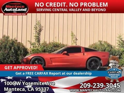 2005 Chevrolet Corvette for sale at Manteca Auto Land in Manteca CA