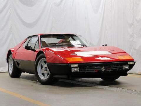 1983 Ferrari 512 BBi for sale at CONTINENTAL AUTO SPORTS in Hinsdale IL