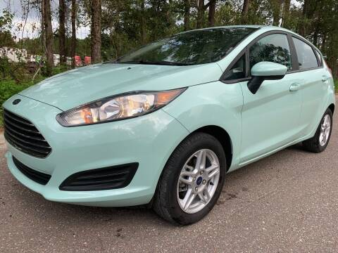 2018 Ford Fiesta for sale at Next Autogas Auto Sales in Jacksonville FL
