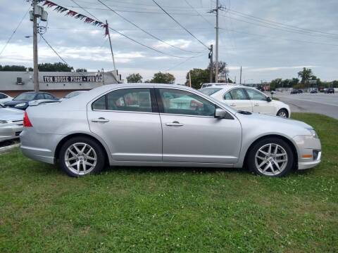 2010 Ford Fusion for sale at Savior Auto in Independence MO