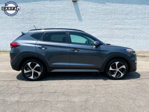 2017 Hyundai Tucson for sale at Smart Chevrolet in Madison NC