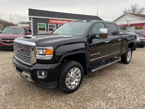 2018 GMC Sierra 2500HD for sale at Y City Auto Group in Zanesville OH