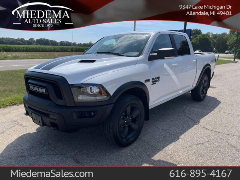 2019 RAM Ram Pickup 1500 Classic for sale at Miedema Auto Sales in Allendale MI
