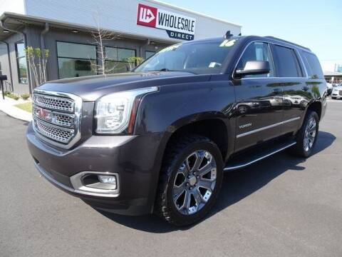2016 GMC Yukon for sale at Wholesale Direct in Wilmington NC