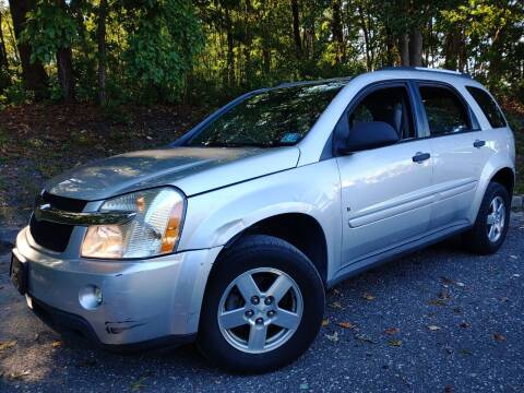 2009 Chevrolet Equinox for sale at CRS 1 LLC in Lakewood NJ