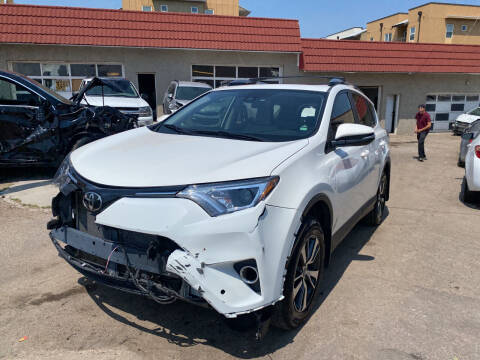 2018 Toyota RAV4 for sale at STS Automotive in Denver CO
