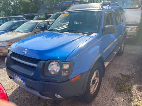 2002 Nissan Xterra for sale at 5 Stars Auto Service and Sales in Chicago IL