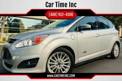 2016 Ford C-MAX Energi for sale at Car Time Inc in San Jose CA