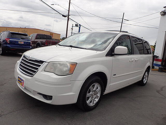 2008 Chrysler Town and Country for sale at Tommy's 9th Street Auto Sales in Walla Walla WA