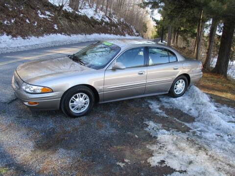 2002 Buick LeSabre for sale at W.R. Barnhart Auto Sales in Altoona PA