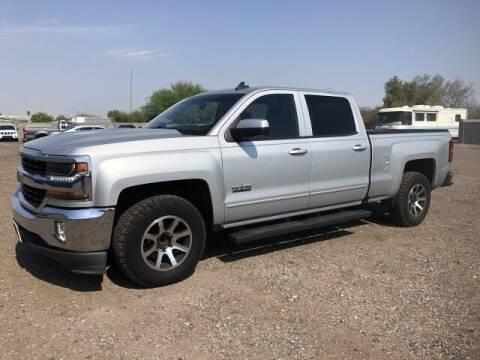 2016 Chevrolet Silverado 1500 for sale at AUTO HOUSE PHOENIX in Peoria AZ
