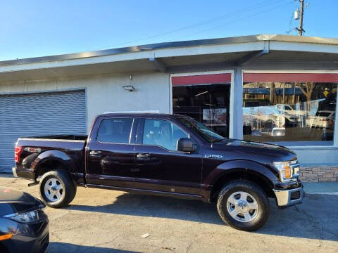 2018 Ford F-150 for sale at Imports Auto Sales & Service in San Leandro CA