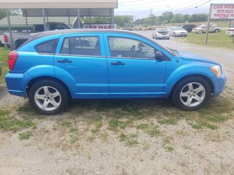 2008 Dodge Caliber for sale at CAR-MART AUTO SALES in Maryville TN