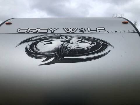 2019 FOR RENT!!!! Greywolf 26DJSE for sale at S & R RV Sales & Rentals, LLC in Marshall TX