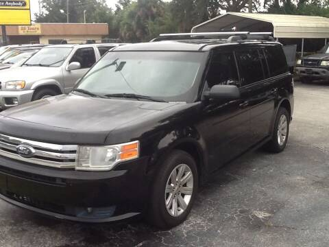 2009 Ford Flex for sale at Easy Credit Auto Sales in Cocoa FL