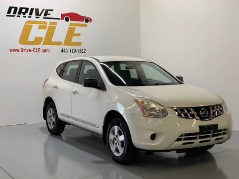 2012 Nissan Rogue for sale at Drive CLE in Willoughby OH