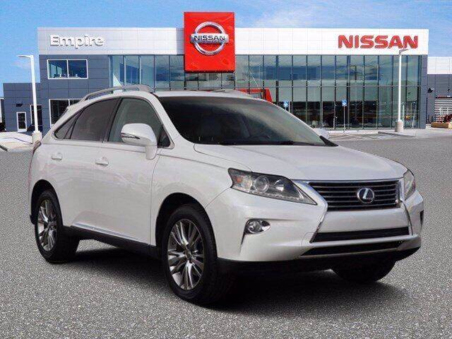2014 Lexus RX 350 for sale at EMPIRE LAKEWOOD NISSAN in Lakewood CO