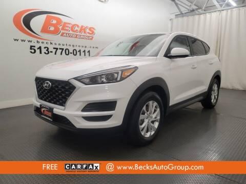 2019 Hyundai Tucson for sale at Becks Auto Group in Mason OH