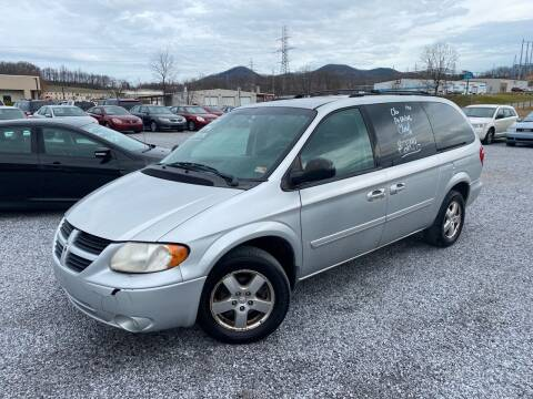 2006 Dodge Grand Caravan for sale at Bailey's Auto Sales in Cloverdale VA