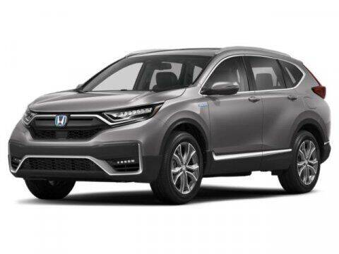 2021 Honda CR-V Hybrid for sale at RDM CAR BUYING EXPERIENCE in Gurnee IL