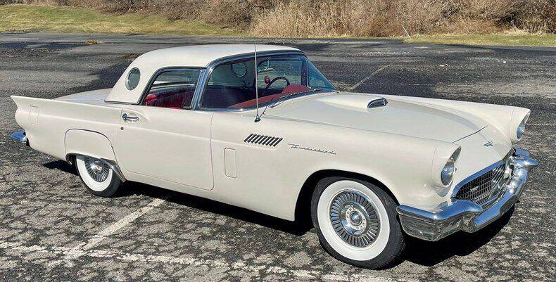1957 Ford Thunderbird for sale in West Chester, PA