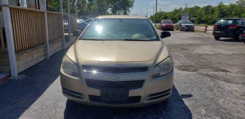 2008 Chevrolet Malibu for sale at Anthony's Auto Sales of Texas, LLC in La Porte TX
