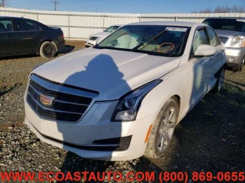 2016 Cadillac ATS for sale at East Coast Auto Source Inc. in Bedford VA