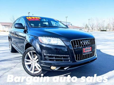 2014 Audi Q7 for sale at Bargain Auto Sales LLC in Garden City ID