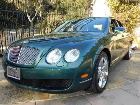 2006 Bentley Continental for sale at Milpas Motors in Santa Barbara CA