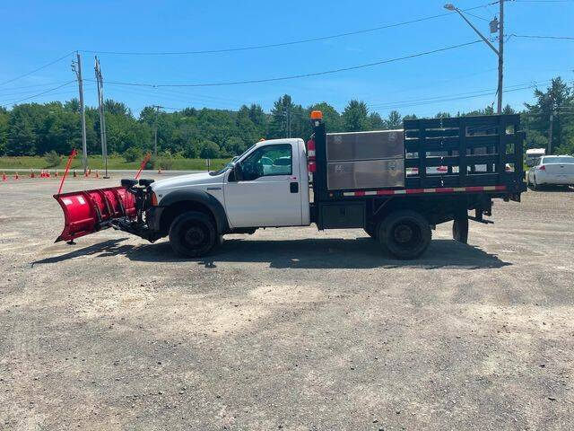 2005 Ford F-450 Super Duty for sale at Upstate Auto Sales Inc. in Pittstown NY