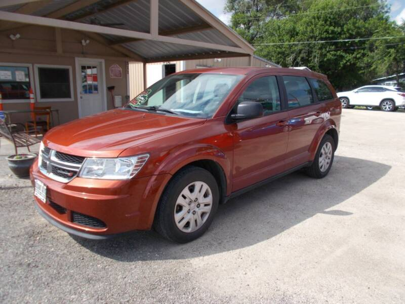 2014 Dodge Journey for sale at DISCOUNT AUTOS in Cibolo TX