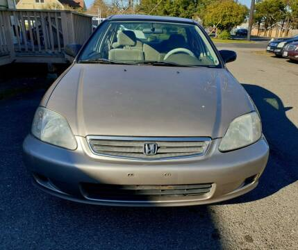 2000 Honda Civic for sale at Life Auto Sales in Tacoma WA